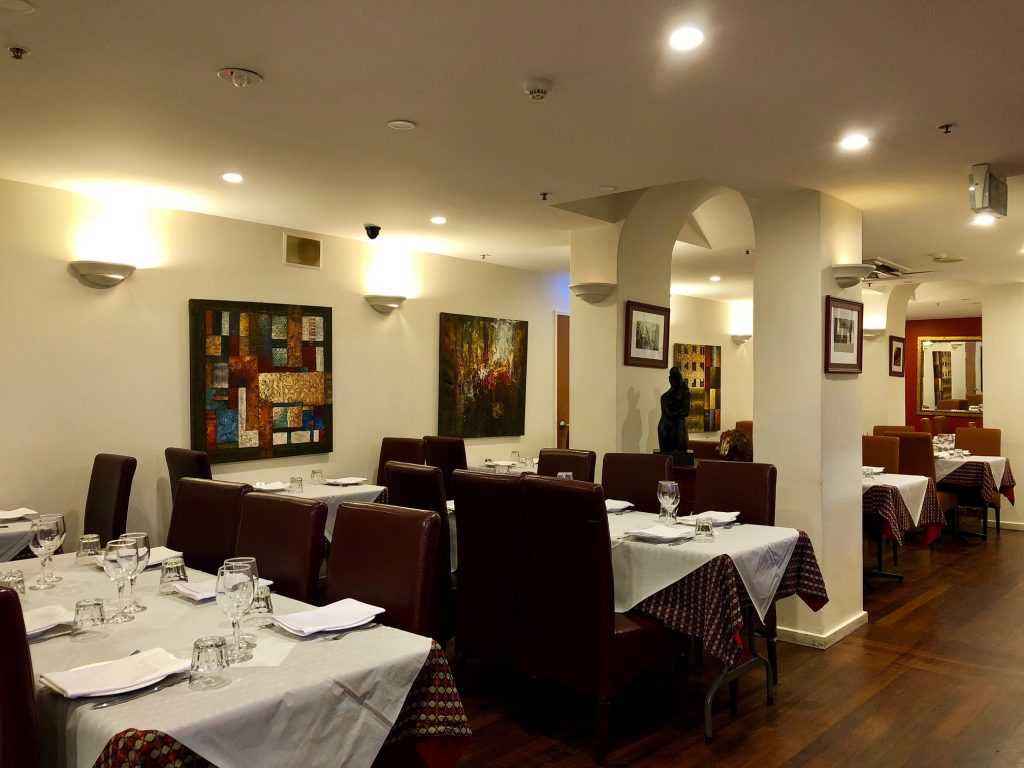 Fine Dining Indian Restaurant